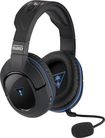 Turtle Beach - Ear Force Stealth 520 Wireless Dts 7.1 Surround Sound Gaming Headset For Playstation®4 And Playstation®3 - Black/blue